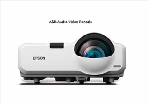Projector Rental Houston | Same day rentals and quick delivery & setup